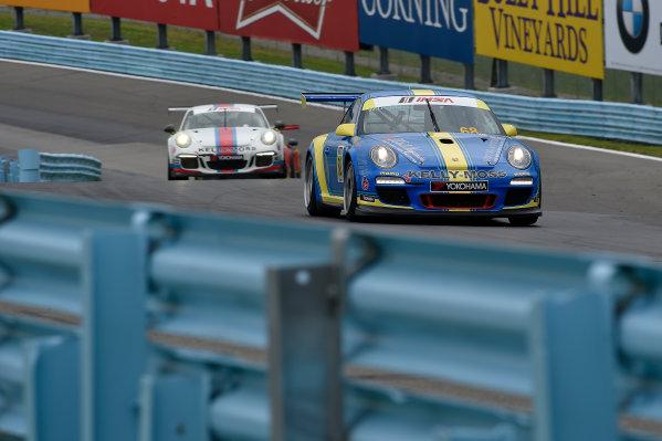 26-29 June, 2014, Watkins Glen, New York USA 68, Wayne Ducote, Gold, M, 2012 Porsche ?2014 Scott R LePage LAT Photo USA