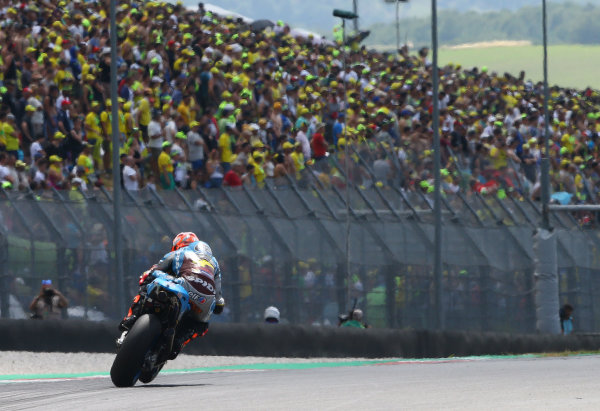 2017 MotoGP Championship - Round 6 Mugello, Italy Sunday 4 June 2017 Tito Rabat, Estrella Galicia 0,0 Marc VDS World Copyright: Gold & Goose Photography/LAT Images ref: Digital Image 674667