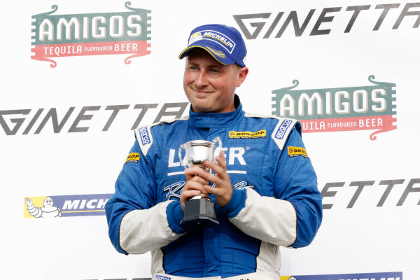 2017 Ginetta GT4 Supercup,  Croft, North Yorkshire. 10th-11th June 2017, Tom Roche (GBR) Laser Tools Ginetta World copyright. JEP/LAT Images