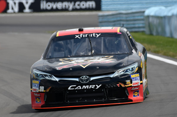 NASCAR XFINITY Series Zippo 200 at The Glen Watkins Glen International, Watkins Glen, NY USA Friday 4 August 2017 Dakoda Armstrong, JGL Racing Toyota Camry World Copyright: John K Harrelson LAT Images