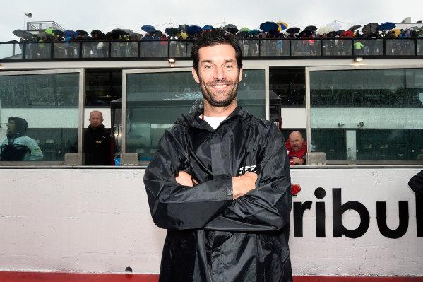 2017 MotoGP Championship - Round 13 Misano, Italy. Sunday 10 September 2017 Mark Webber World Copyright: Gold and Goose / LAT Images ref: Digital Image 691932