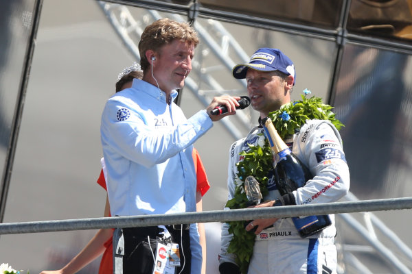 2017 Le Mans 24 Hours Circuit de la Sarthe, Le Mans, France. Sunday 18th  June 2017 Andy Priaulx  World Copyright: JEP/LAT Images