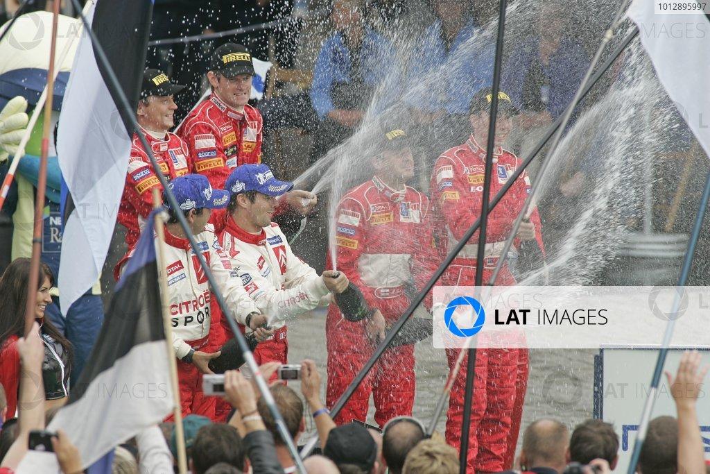 2005 FIA World Rally Champs. Round ten
