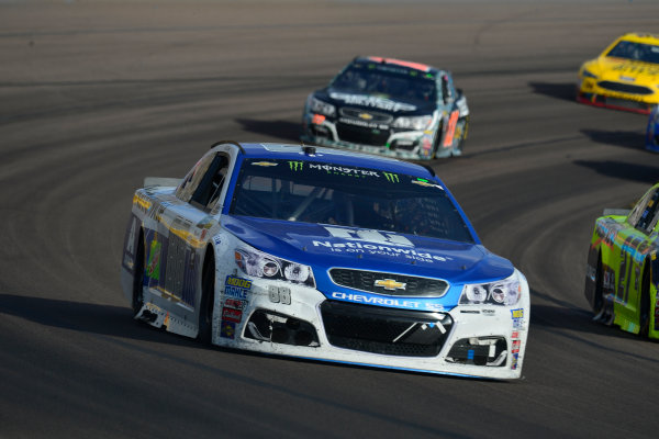 Monster Energy NASCAR Cup Series Can-Am 500 Phoenix Raceway, Avondale, AZ USA Sunday 12 November 2017 Dale Earnhardt Jr, Hendrick Motorsports, Nationwide Chevrolet SS World Copyright: Logan Whitton LAT Images