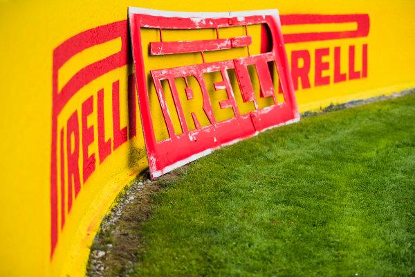2017 FIA Formula 2 Round 8. Spa-Francorchamps, Spa, Belgium. Thursday 24 August 2017. A view of the track. Photo: Zak Mauger/FIA Formula 2. ref: Digital Image _56I0105