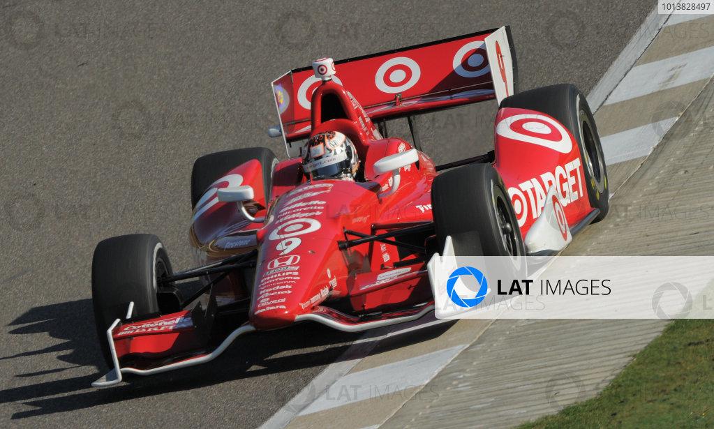 2012 IndyCar Barber