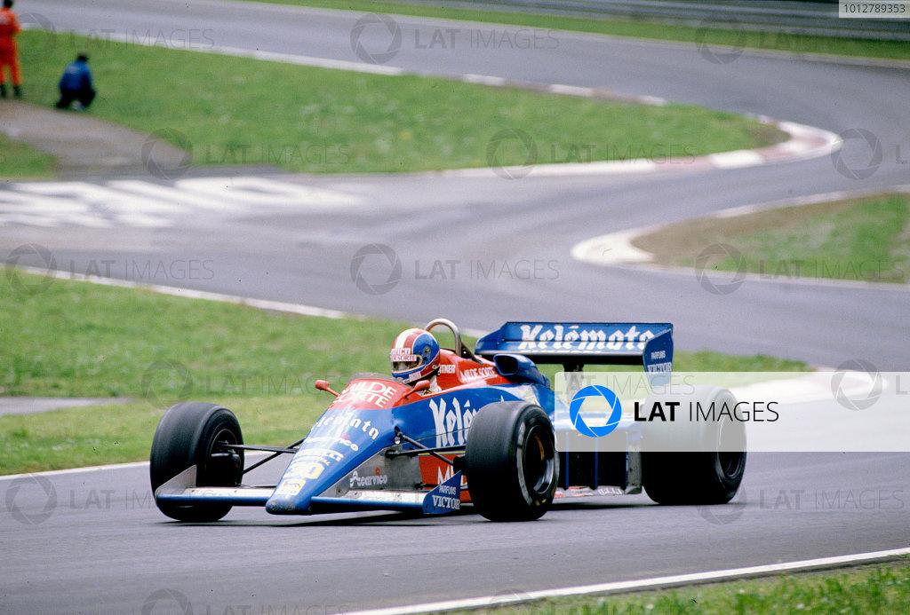 1984 San Marino Grand Prix.