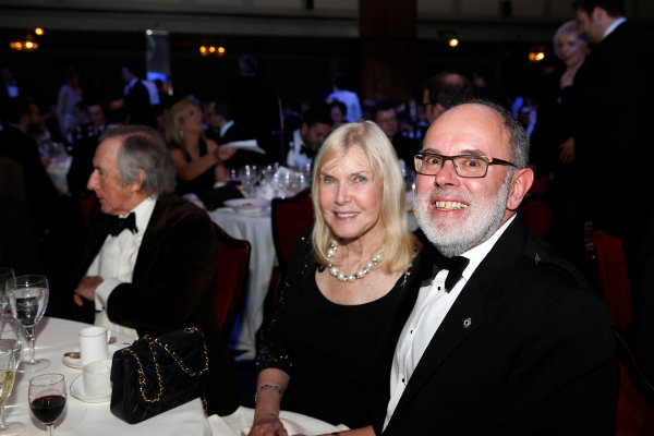 2015 Autosport Awards. Grosvenor House Hotel, Park Lane, London. Sunday 6 December 2015. Peter Foubister.  World Copyright: Adam Warner/LAT Photographic. ref: Digital Image _L5R9152