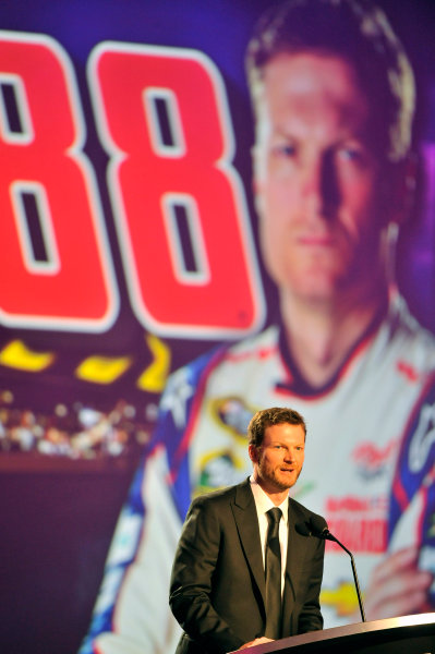3-6 December, 2013, Las Vegas, Nevada USA Dale Earnhardt Jr © 2013, Nigel Kinrade LAT Photo USA