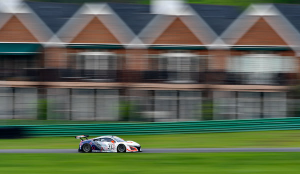 Pirelli World Challenge Grand Prix of VIR Virginia International Raceway, Alton, VA USA Thursday 27 April 2017 Ryan Eversley/ Tom Dyer World Copyright: Richard Dole/LAT Images ref: Digital Image RD_PWCVIR_17_04