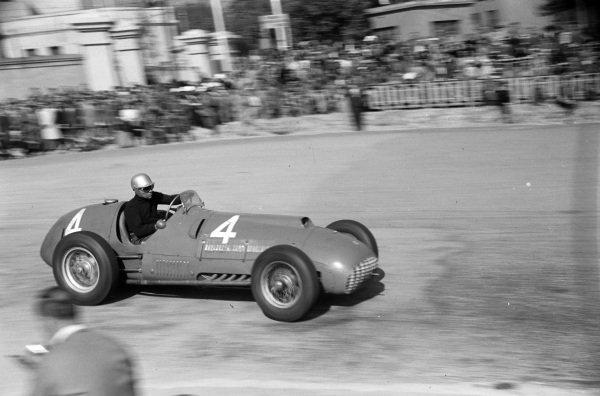 Piero Taruffi, Ferrari 125.