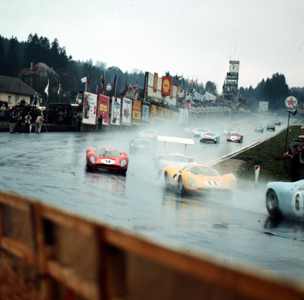 1967 Spa-Francorchamps 1000 kms.