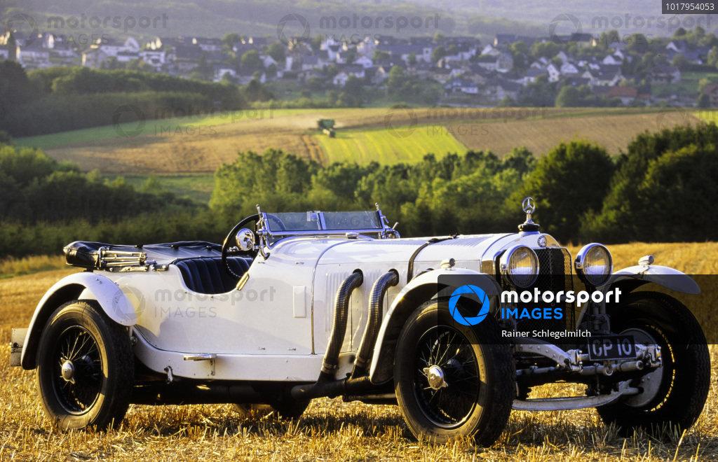 Mercedes-Benz SS Rennsport, 1930