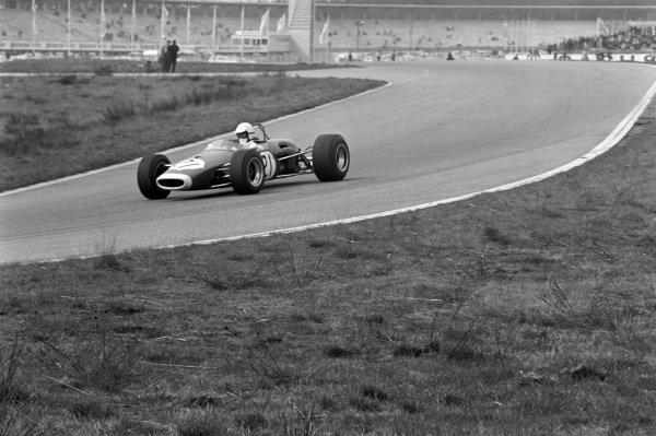 Max Mosley, Brabham BT23C Cosworth.