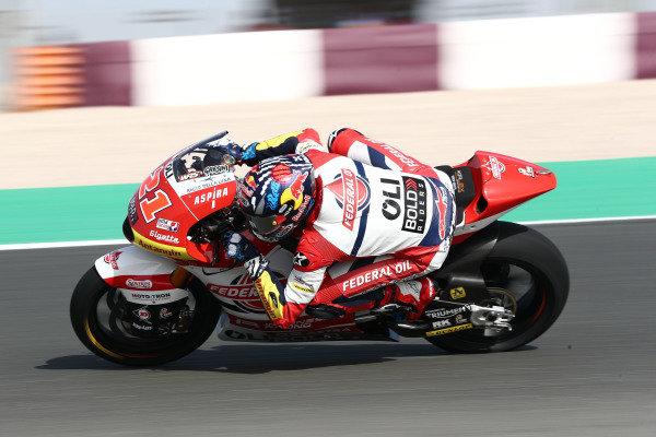 Fabio Di Giannantonio, Moto2, Qatar MotoGP, 26 March 2021